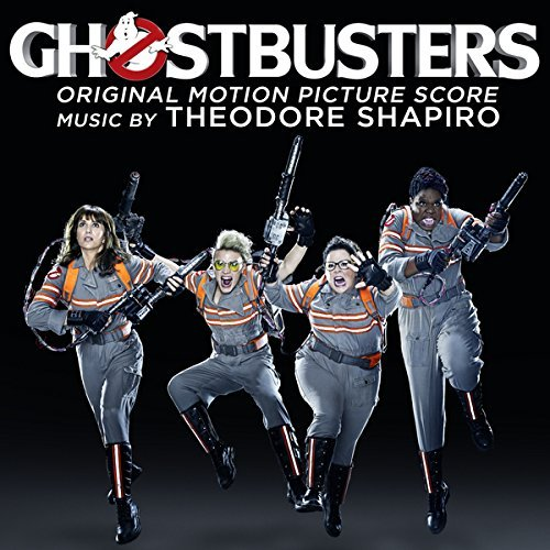 Ghostbusters Score Music By Theodore Shapiro