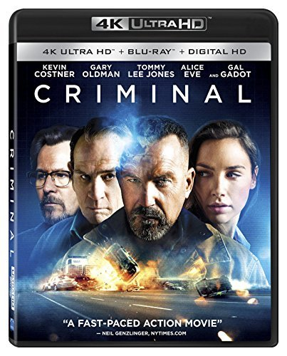 Criminal Costner Reynolds Oldman Jones Gadot 4k R
