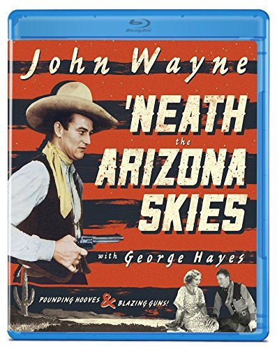 Neath The Arizona Skies Wayne Hayes Blu Ray Nr
