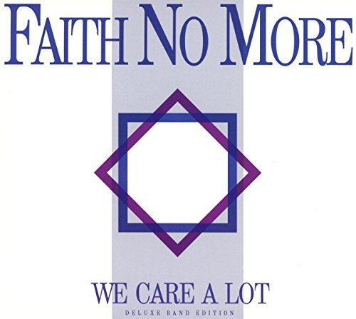 Faith No More We Care A Lot (deluxe) Digipack 8 Page Booklet
