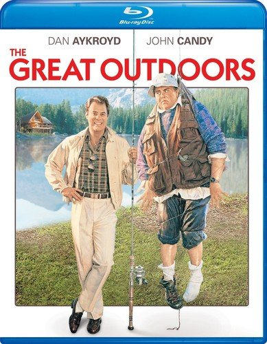Great Outdoors Candy Aykroyd Blu Ray Pg