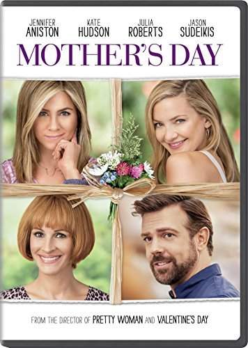 Mother's Day Aniston Hudson Roberts Sudeikis DVD Pg13