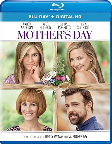 Mother's Day Aniston Hudson Roberts Sudeikis Blu Ray Dc Pg13