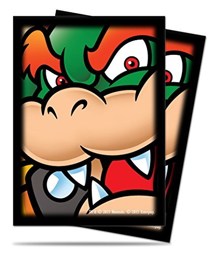 Card Sleeves Bowser