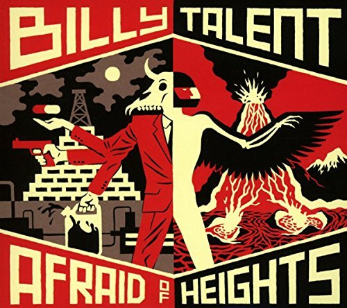 Billy Talent Afraid Of Heights Explicit