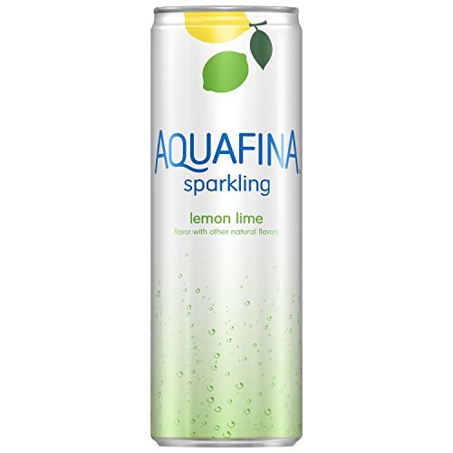 Beverage Aquafina Sparkiling Lemon Lime