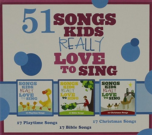 Kids Choir 51 Songs Kids Really Love... 3 CD