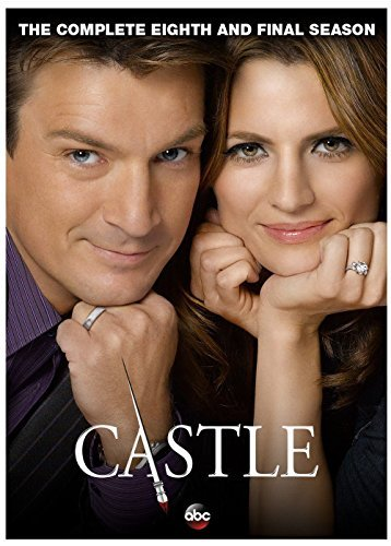 Castle Season 8 Final Season DVD