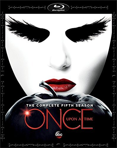 Once Upon A Time Season 5 Blu Ray