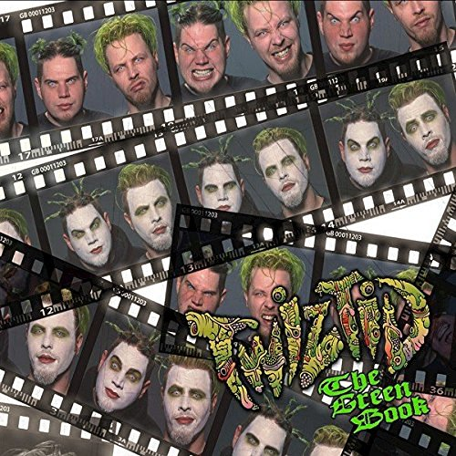 Twiztid The Green Book Green Vinyl 2lp