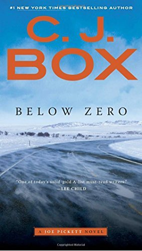 C. J. Box Below Zero