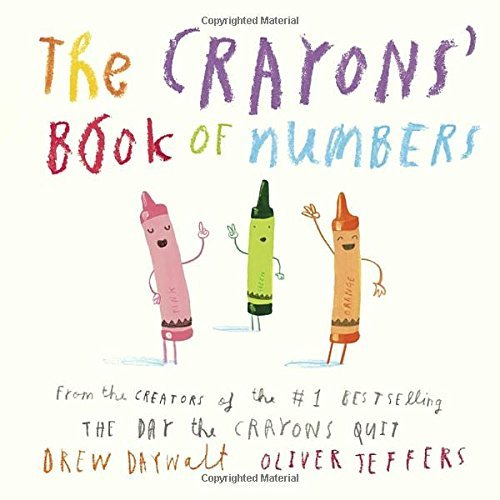 Drew Daywalt The Crayons' Book Of Numbers