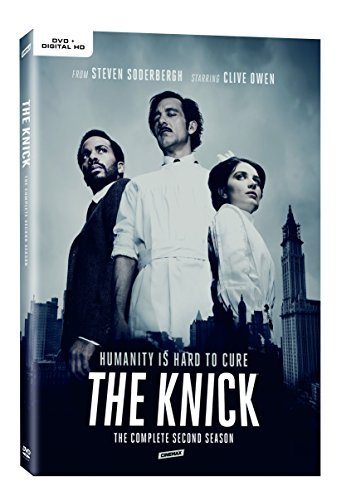 Knick Season 2 DVD