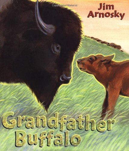 Jim Arnosky Grandfather Buffalo