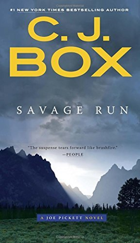 C. J. Box Savage Run