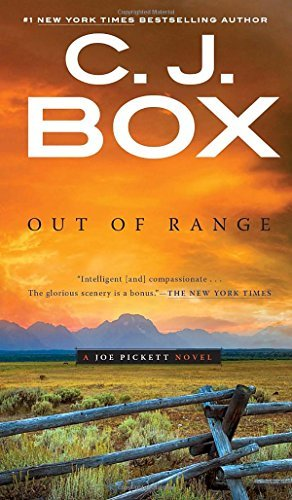 C. J. Box Out Of Range