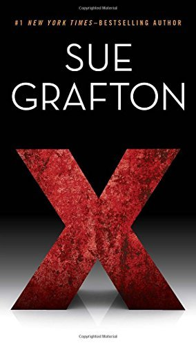 Sue Grafton X