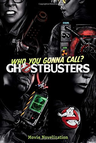 Stacia Deutsch Ghostbusters Movie Novelization