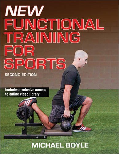Michael Boyle New Functional Training For Sports 0002 Edition;