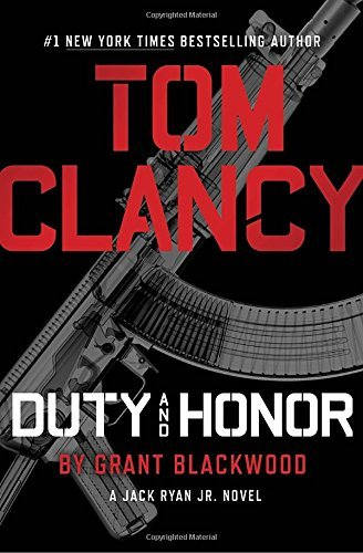 Grant Blackwood Tom Clancy Duty And Honor