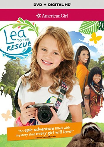 American Girl Lea To The Rescue DVD