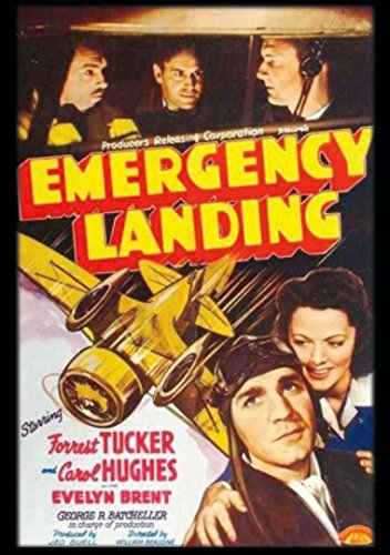 Emergency Landing Tucker Hughes DVD Nr