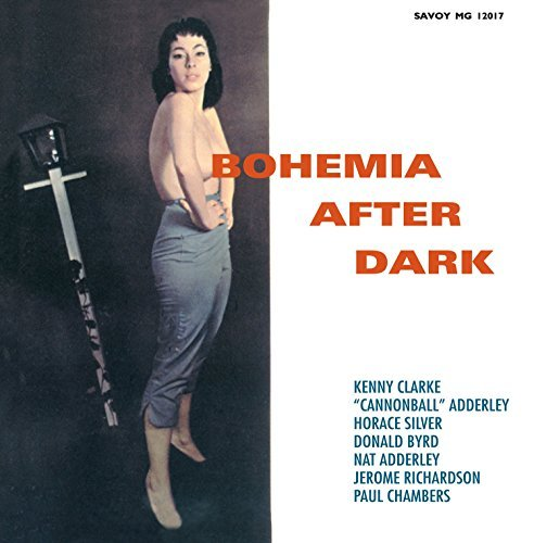 Cannonball Adderley Adderley Bohemia After Dark