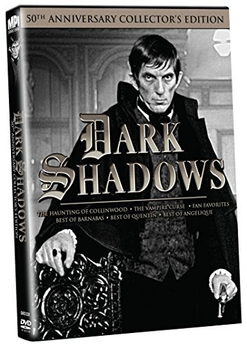 Dark Shadows 50th Anniversary Compilation DVD