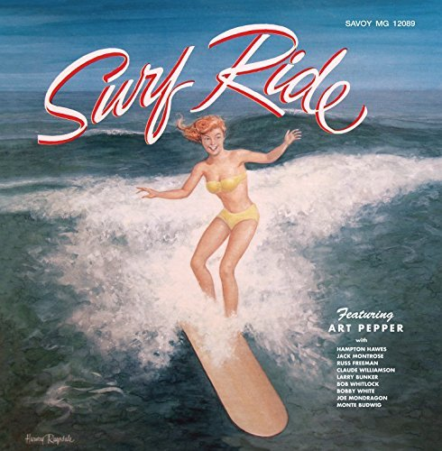 Art Pepper Surf Ride