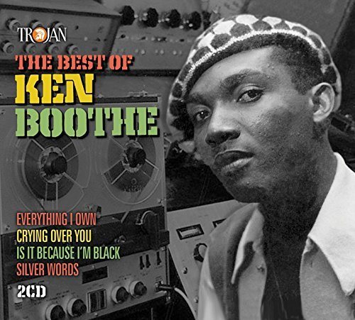 Ken Boothe Best Of Import Gbr 2cd