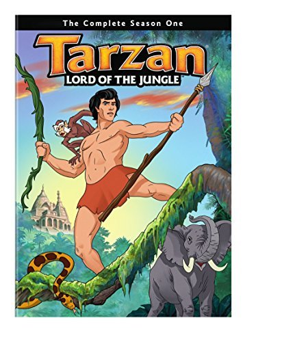 Tarzan Lord Of The Jungle Season 1 DVD