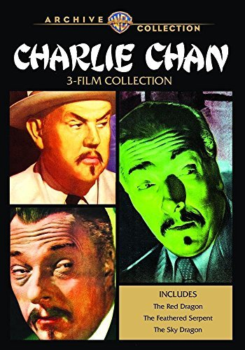 Charlie Chan 3 Film Collection DVD Mod This Item Is Made On Demand Could Take 2 3 Weeks For Delivery