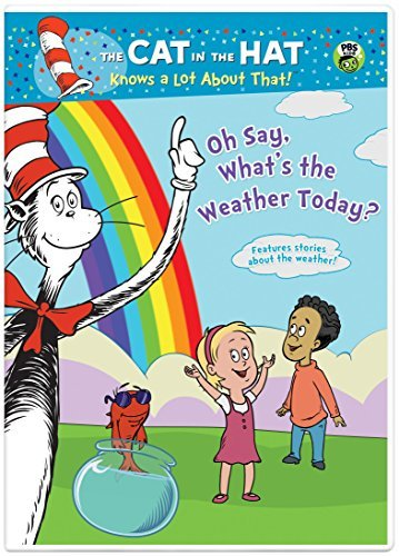 Cat In The Hat Oh Say What's The Weather Today DVD