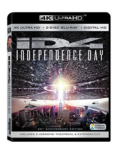 Independence Day 20th Anniversary Edition 4k