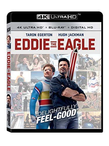 Eddie The Eagle Eddie The Eagle 4khd