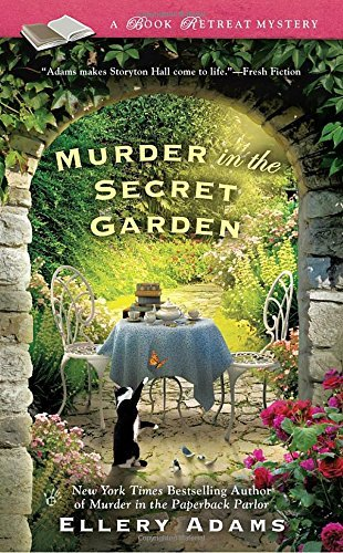 Ellery Adams Murder In The Secret Garden