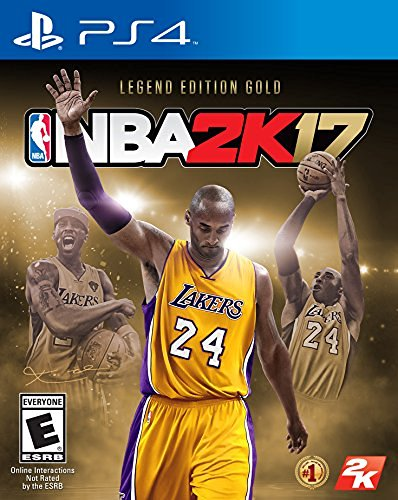 Ps4 Nba 2k17 Legends Gold