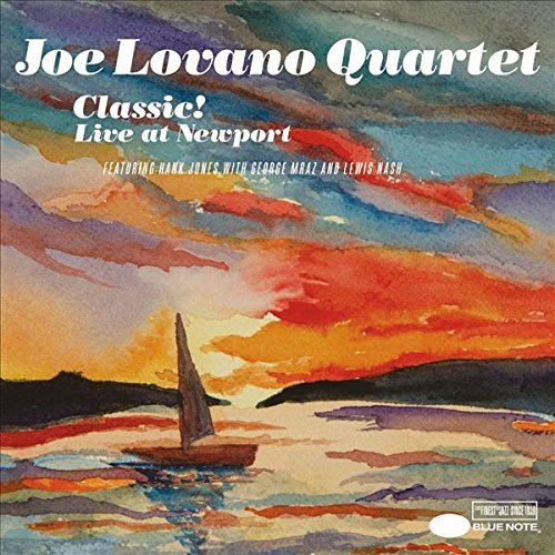 Joe Lovano Classic Live At Newport