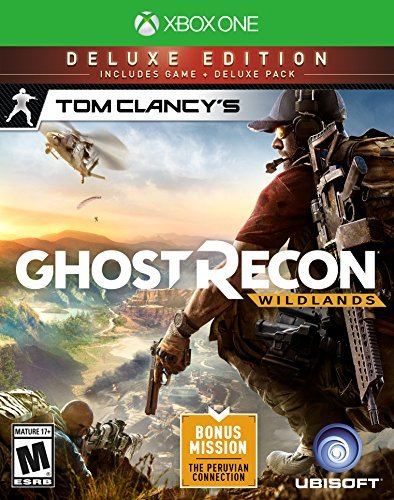 Xbox One Tom Clancy's Ghost Recon Wildlands Deluxe Edition