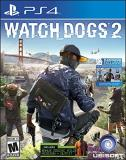 Ps4 Watch Dogs 2 Limited Edition (day 1)