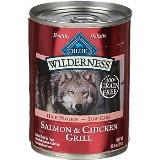 Blue Buffalo Wilderness Grain Free Salmon 12.5oz