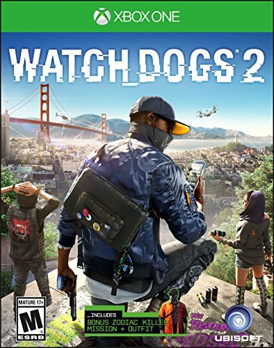Xbox One Watch Dogs 2 Limited Edition (day 1)