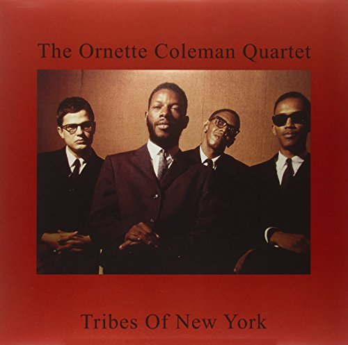 Ornette Coleman Quartet Tribes Of New York Lp