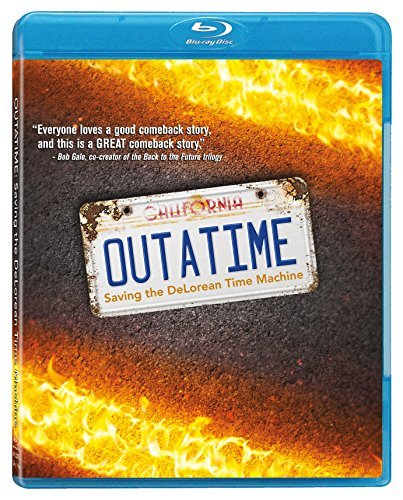 Outatime Story Of The Delorean Time Machine Blu Ray Nr