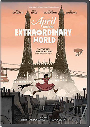April & The Extraordinary World April & The Extraordinary World DVD Pg