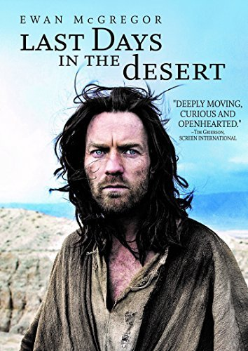 Last Days In The Desert Mcgregor Hinds Sheridan DVD Pg13