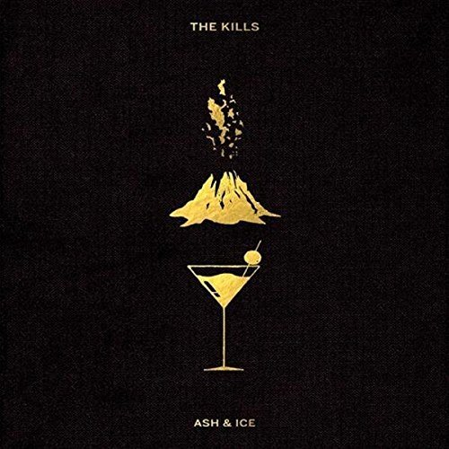 Kills Ash & Ice (2lp Blue Red Swirl Limited Deluxe Edition) (indie Exclusive)