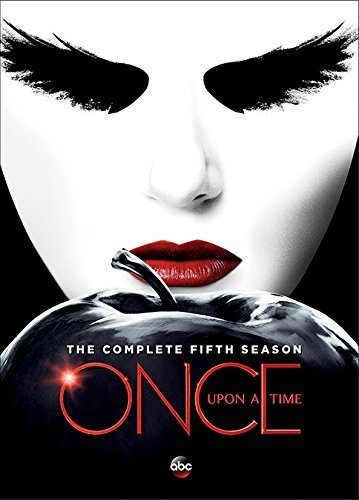Once Upon A Time Season 5 DVD