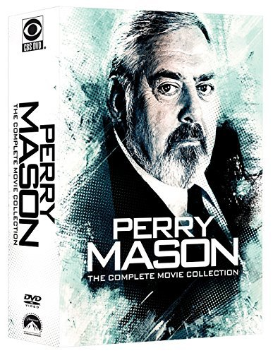 Perry Mason Complete Movie Collection DVD