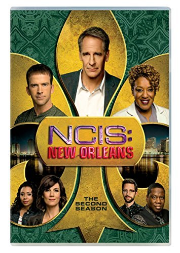 Ncis New Orleans Season 2 DVD